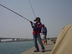 小さな釣り名人
